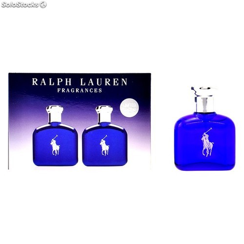 Parfum Lauren2 Polo Set Ml De Ralph Blue Homme Pcs40 WIE2HD9