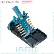 Set de puntas gold torsion 11 piezas para atornilladores - MAKITA - R