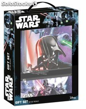 "Set de regalo pq?o. Star wars ""saga"""