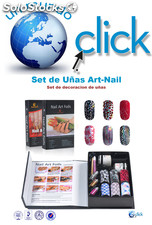 Set de uñas art-nail