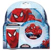 Set desayuno Spiderman Marvel melamina 16640 PPT02-16640