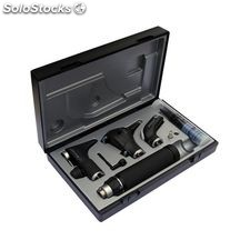 Set diagnostico O.R.L. ri-scope® L, Manico a batterie alcaline tipo C o