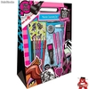 Set dibujo Monster High
