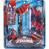 Set escolar 6 piezas plumier spiderman - marvel - 8433774622246 - BY05011062224