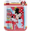 Set escolar 7 pz estuche grande minnie - disney - minnie - 8433774622307 -