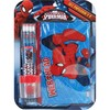 Set escolar 7 pz estuche spiderman - marvel - 8433774622321 - BY05011062232