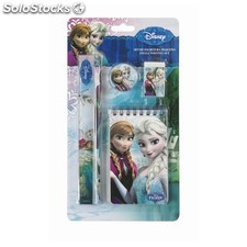 "Set escritura peque?o frozen ""follow you"