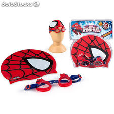 Set gafas gorro Spiderman Marvel Ultimate