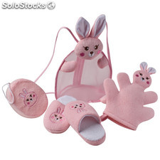 "Set infantil ""Rabbit"""