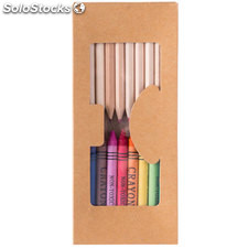 Set lapices de colores Aladin