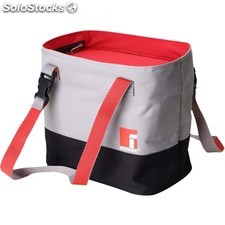 Set lunch box 2 capas 1200ML+cubiertos + bolsa isotérmica walking business -