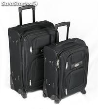 Set maletas Trolley Blandas
