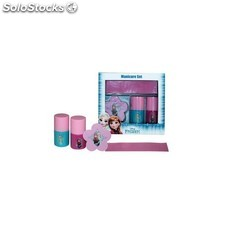Set Manicura Frozen Disney 13x12x3cm.