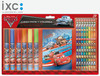 Set pinta y colorea inoxcrom cars 2