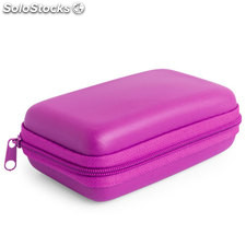 Set power bank fucsia rebex