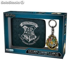 Set regalo cartera + llavero Harry Potter
