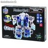 Set robótica Artec Blocks robotist transforming robot