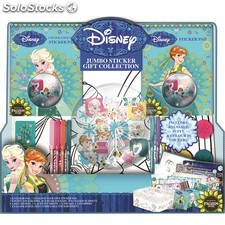 Set Stickers Jumbo la reine des neiges