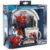Set Taza Plato Spiderman