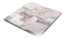 Set Valencia Travertine Split Face Mosaic