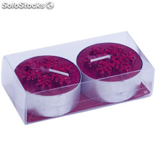 Set velas. Red