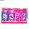 Set Viaje 4pcs Minnie Mouse
