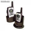 Set Walkies talkies