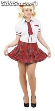 Sexy School Girl Costume.