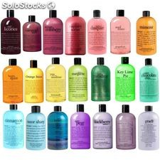 shampoos & Shower Gels