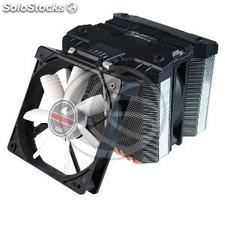 Shark Silent cpu Cooler Evercool Intel LGA775 1156 1155 1150 1151 2011 amd AM2