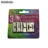 Sharpener 3 Pc