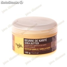 Shea-butter - vanille aroma - najel - 150 g
