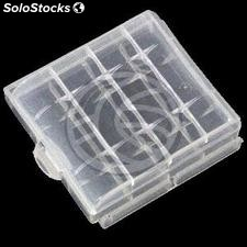 Shell Case for 4 AAA or AA batteries (EN20-0002)