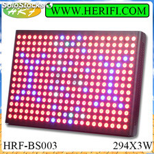 Shenzhen Herifi 2015 BS003 294x3w LED Grow Light for veg and blooms