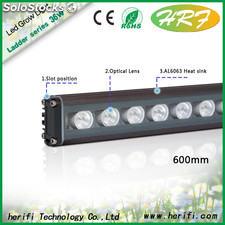Shenzhen Herifi Ladder Series 18X3w LA001 LED Grow Light full spectrum light