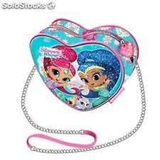 Shimmer and shine b. Corazón Mini d