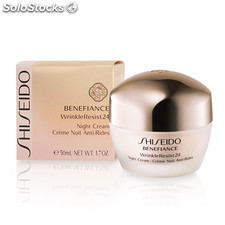 Shiseido - benefiance wrinkle resist 24 night cream 50 ml