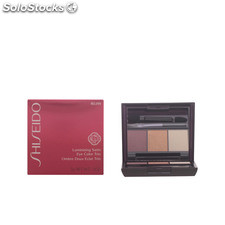 Shiseido luminizing satin eye color trio #RD299-beach grass 3 gr