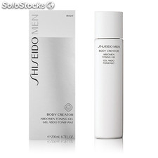 Shiseido - MEN body creator abdo toning gel 200 ml