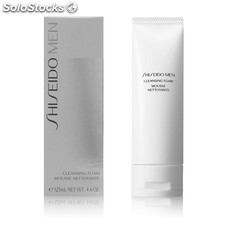 Shiseido - MEN cleansing foam 125 ml