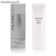 Shiseido - MEN deep cleansing scrub 125 ml