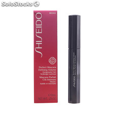 Shiseido - PERFECT mascara defining volume BR602-brown 8 ml