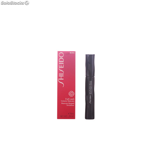 Shiseido perfect mascara full lash volumen BK901- black 8 ml
