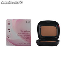 Shiseido - perfect smoothing cpct foundation B60-deep beige 10 gr
