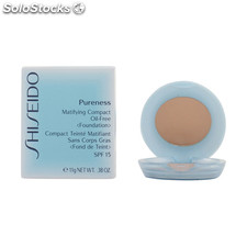 Shiseido - PURENESS matifying compact 30-natural ivory 11 gr