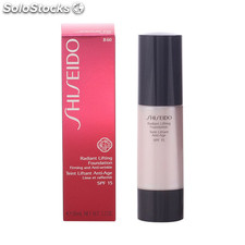 Shiseido - radiant lifting foundation B60-natural deep beige 30 ml