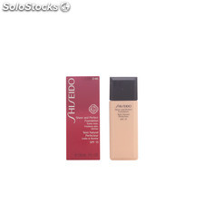 Shiseido sheer & perfect foundation SPF15 #O40-fair ochre 30 ml