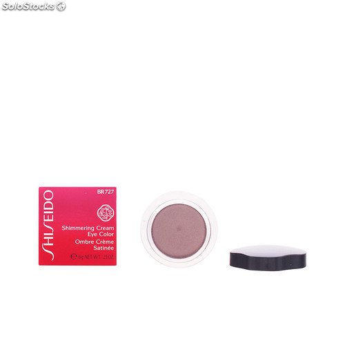 Shiseido shimmering cream eye color #BR727-fog 6 gr
