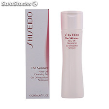 Shiseido - THE SKINCARE rinse off cleansing gel 200 ml