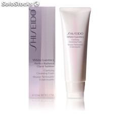 Shiseido - WHITE LUCENCY clarifying cleansing foam 125 ml